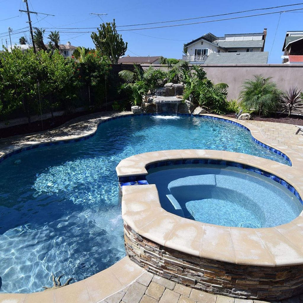 Custom Spas & Hot Tubs by Pacific Sun Pools & Spas Offer Relaxation