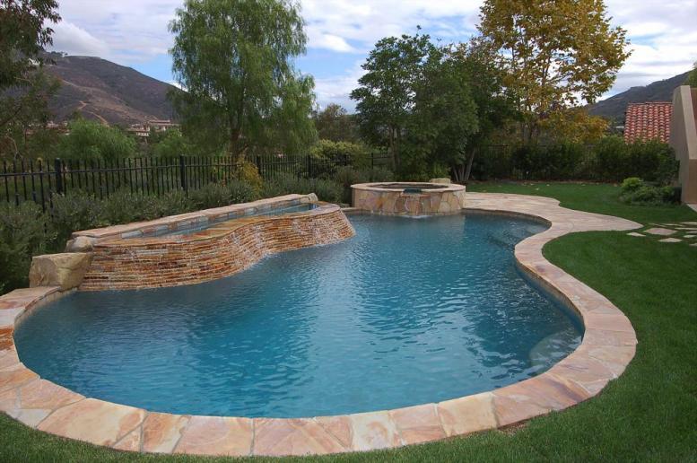 Pool Contractor- See Luxury Pool Designs- Pacific Sun Pool & Spa