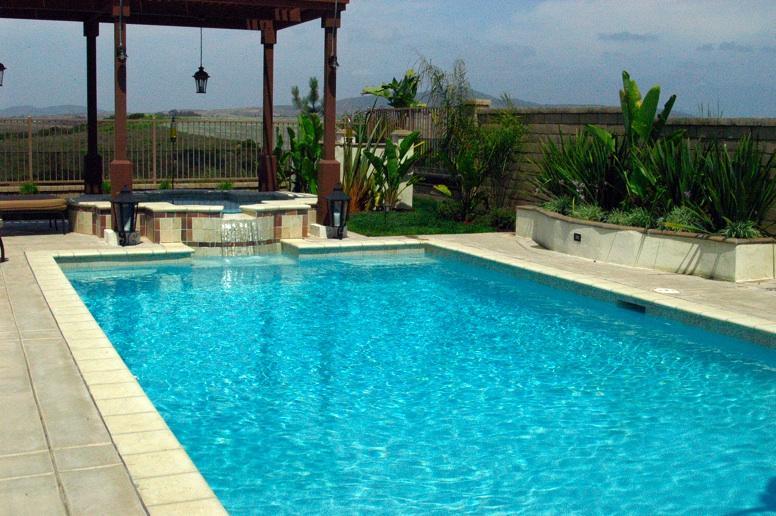 Pool design trends for 2019 call for resort living in your for Pool design trends